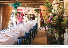 Cuban inspired farm wedding venue | Photography: welovepictures, Venue: Halfaampieskraal