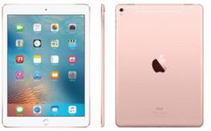 Review The Apple iPad 9.7 WiFi, Supported by Ios 10, Display 9.7 inch, 32/128GB Storage, and 8 MP Camera. Specifications  9.7 Inch Retina LED Backlit IPS Display 32/128GB Storage A9 Chip With 64-Bit Architecture And M9 Motion Coprocessor WiFi Ac Bluetooth 4.2 Four Speakers 8 MP ISight Camera...