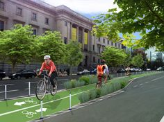 The Reimagined Spring Garden Street Greenway - Pennsylvania Environmental Council