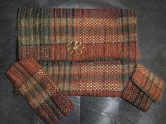 Artistically Handmade Heavily Weaved Clutch Purse w/change purse  http://www.bonanza.com/listings/36571472