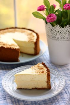 Milnot Cheesecake Cheesecake from Willowbird Baking. I would like some now please.