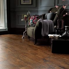 Karndean Art Select Hickory Paprika EW01 Vinyl Flooring - FlooringSupplies.co.uk