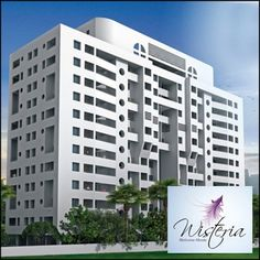 Wisteria - A residential property for 1 & 2 BHK elite apartments by Vastuyog Suma at Mundhwa, Pune. For more details Visit: http://www.puneproperties.com/wisteria-at-apartments-mundhwa.html #PuneProperties #FlatsinPune #ApartmentsinPune #FlatsinMundhwa