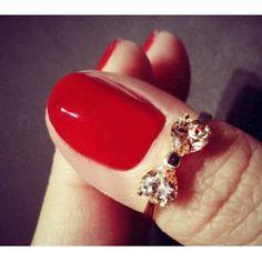 "Серебряное кольцо ""Бантик"". $42 Gemstone Rings, Engagement Rings, Gemstones, Watch, Clothes, Jewelry, Products, Enagement Rings, Outfits"