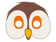Resultado de imagen de chicken mask template
