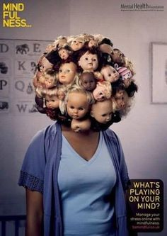 """Реклама психологической помощи Kessels Kramer: """"Что творится в твоей голове?"""""""