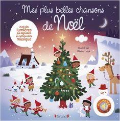 Mes plus belles chansons de Noël (sonore avec leds)