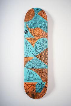 39 best Skateboard design ideas images on Pinterest | Skateboard ...