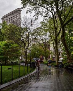Madison Square Park NYC