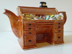 Swineside Ceramics England Bureau Teapot Very Good Condition | eBay