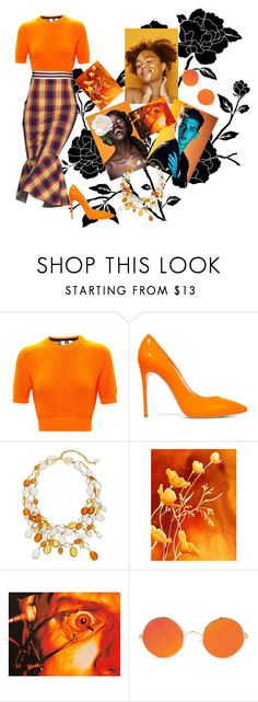 Now or Never - Halsey by unique-niquee on Polyvore featuring moda, MSGM, Casadei and Loulou De La Falaise