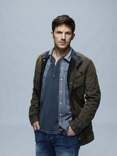 Timeless Matt Lanter as Wyatt Logan