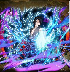 El nuevo Sasuke de blazing se ve genial, espero sacarlo en el summon que haré este lunes  - Uchiha Clan #naruto #narutoshippuden #uzumakinaruto