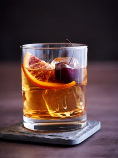 Figgy Old Fashioned by The Kitchn | West Elm Blog