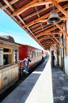 Tren Ecuador- Great way to see the countryside, Ecuador