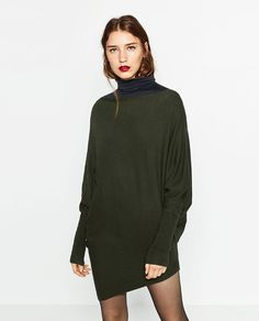 Image 5 of OVERSIZED SWEATER from Zara