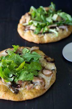 single serve pizza