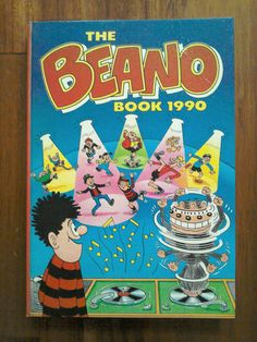 Check out this item in my Etsy shop https://www.etsy.com/uk/listing/386419940/the-beano-book-1990