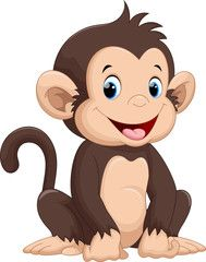 happy little monkey, Cartoon Comics, Animal Illustration, Cartoon Animals PNG and Vector Cartoon Cartoon, Cartoon Drawings, Animal Drawings, Cute Drawings, Cartoon Monkey Drawing, Monkey Illustration, Monkey Tattoos, Cute Monkey, Monkey Monkey