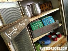 Rusted Roots January Junk Show Tour at RustedRoots.com #RustedRoots