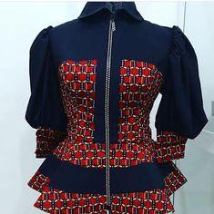 ANKARA FINE ATTIRES FOR PARTIES Latest African Fashion Dresses, African Dresses For Women, African Print Fashion, Africa Fashion, African Attire, Ankara Dress Designs, African Print Dress Designs, African Print Dresses, African Inspired Clothing