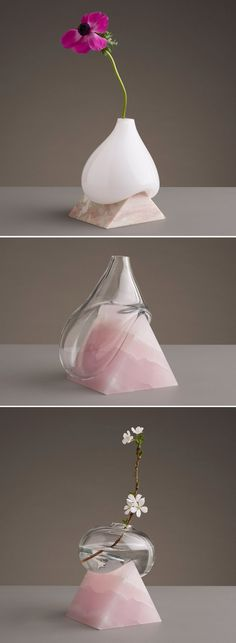 """Melting"" Vases Blur the Line Between Strength and Fragility"