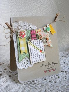 Paper Wishes: A pocket card for Precious Remembrance...