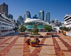 Canada Place, Vancouver BC Canada, via Flickr.