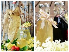 Syrup, Smoothie, Table Decorations, Recipes, Furniture, Home Decor, Plant, Decoration Home, Room Decor