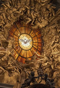 Veni Sancte Spiritus | As the Conclave begins today, 12 Marc… | Flickr