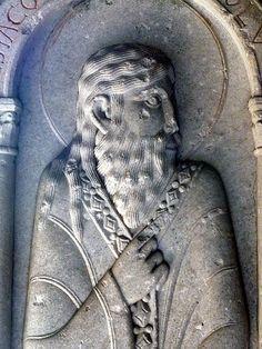 Abbatiale Saint-Pierre de Moissac - France - stone relief sculpture architecture Romanesque