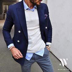 Thank you @menwithclass for featuring me on the biggest mensfashion blog out there - shirt & pocketsquare by @etonofsweden - bracelets by @trillium_beads - sweater by @zaramen - picture by @aay.nisa