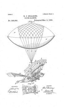 Flying machine (1888)