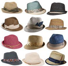 hats hats hats.
