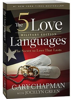 Advice for military couples In this updated edition of The 5 Love Languages®: Military Edition , relationship expert Dr. Gary Chapman teams up with Jocelyn Green, a former military wife, to speak directly to military couples.