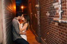 City Chic Engagement Shoot in Denver   Bridal Musings Wedding Blog