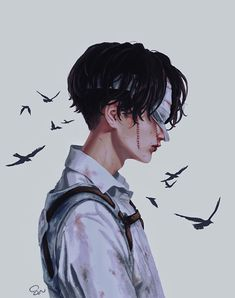 Attack On Titan Eren, Attack On Titan Fanart, Levi X Eren, Levi Titan, Levi Ackerman, Anime Manga, Anime Guys, Anime Art, Ereri