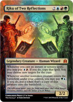 Riku, the Mathematician - Multiplayer Commander Decklists - Commander (EDH) - The Game - MTG Salvation Forums Mtg Altered Art, Writing Fantasy, Mtg Art, Legendary Creature, Magic The Gathering Cards, Alternative Art, Magic Cards, Merfolk, Illustrations And Posters