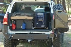 1999 toyota four runner camper Truck Camping, Jeep Truck, Truck Bed, Camping Stuff, Camping Life, Toyota 4runner Trd, Toyota 4x4, Toyota Surf, Toyota Tacoma