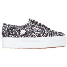 5fdac98ddf01 Superga 2790 Fantasy Cotw (335 DKK) ❤ liked on Polyvore featuring shoes