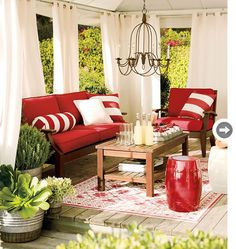 """Extend your living space by moving it outside 