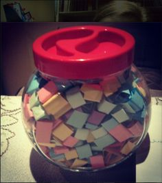 365 reasons why i love you, diy gift.