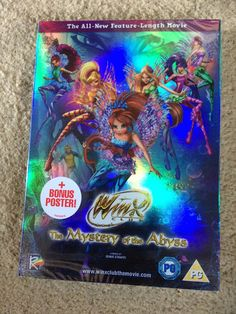 The Winx Club Fairies The Mystery of the Abyss DVD download