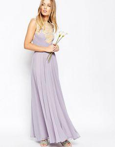 Liste shopping : Jolies robes chez Asos | Maya - Robe longue à ornements style vintage 133,99 € |Crédits : Asos | Donne-moi ta main - Blog mariage