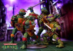 KKB's HOBBY DIARY: TMNT Team (Playmates Toys)