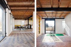 Arquitectura_antiguo molino suecia_ planta baja