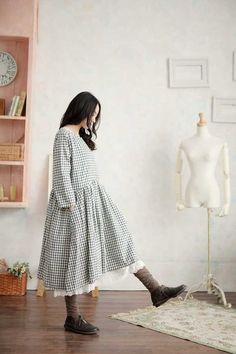 Japanese 'Mori girl' style ...