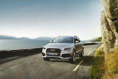 Audi Q3 on Behance