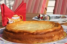Ricotta Cheesecake (Limon ve Portakal Aromalı)