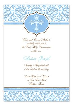 52 Best First Communion Images First Communion Invitations First